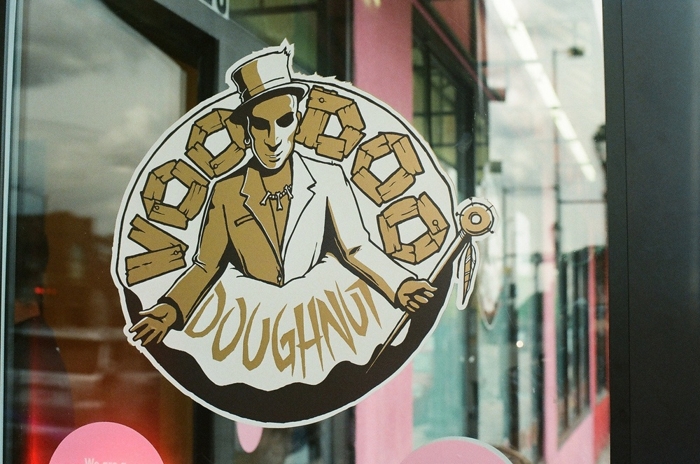 """Last summer, Sam and I set out to try the """"Top 10 donuts in Denver."""" This was before the first non-Oregonian Voodoo opened on Colfax. I believe that all 10 donuts are now sold within these walls."""