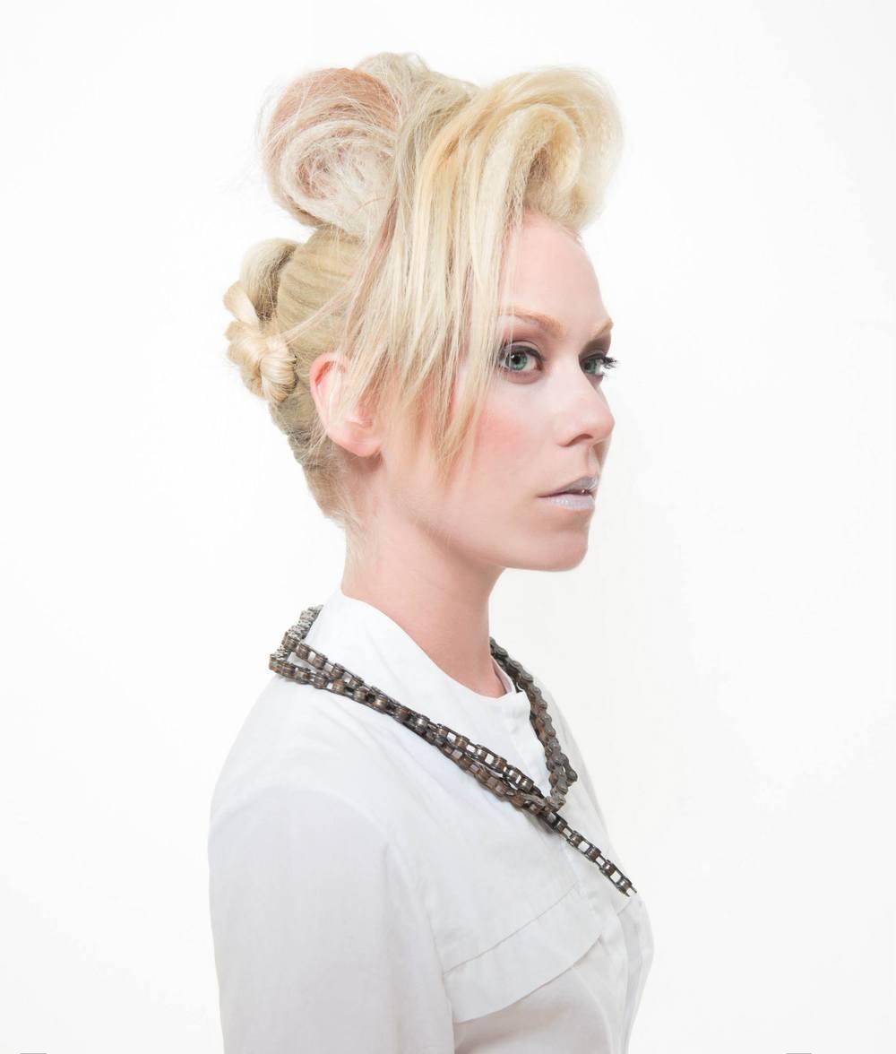 Model: Naomi Joy Bunn   Hair: Jade Deveraturda | Umbrella Salon   Make-Up: Helena Herrera   Photography: Khiem Hoang