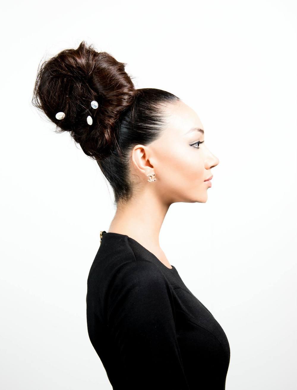 Model: Gissel RH //  Hair: Jenny Singleton | Umbrella Salon //  Photography:  Khiem Hoang