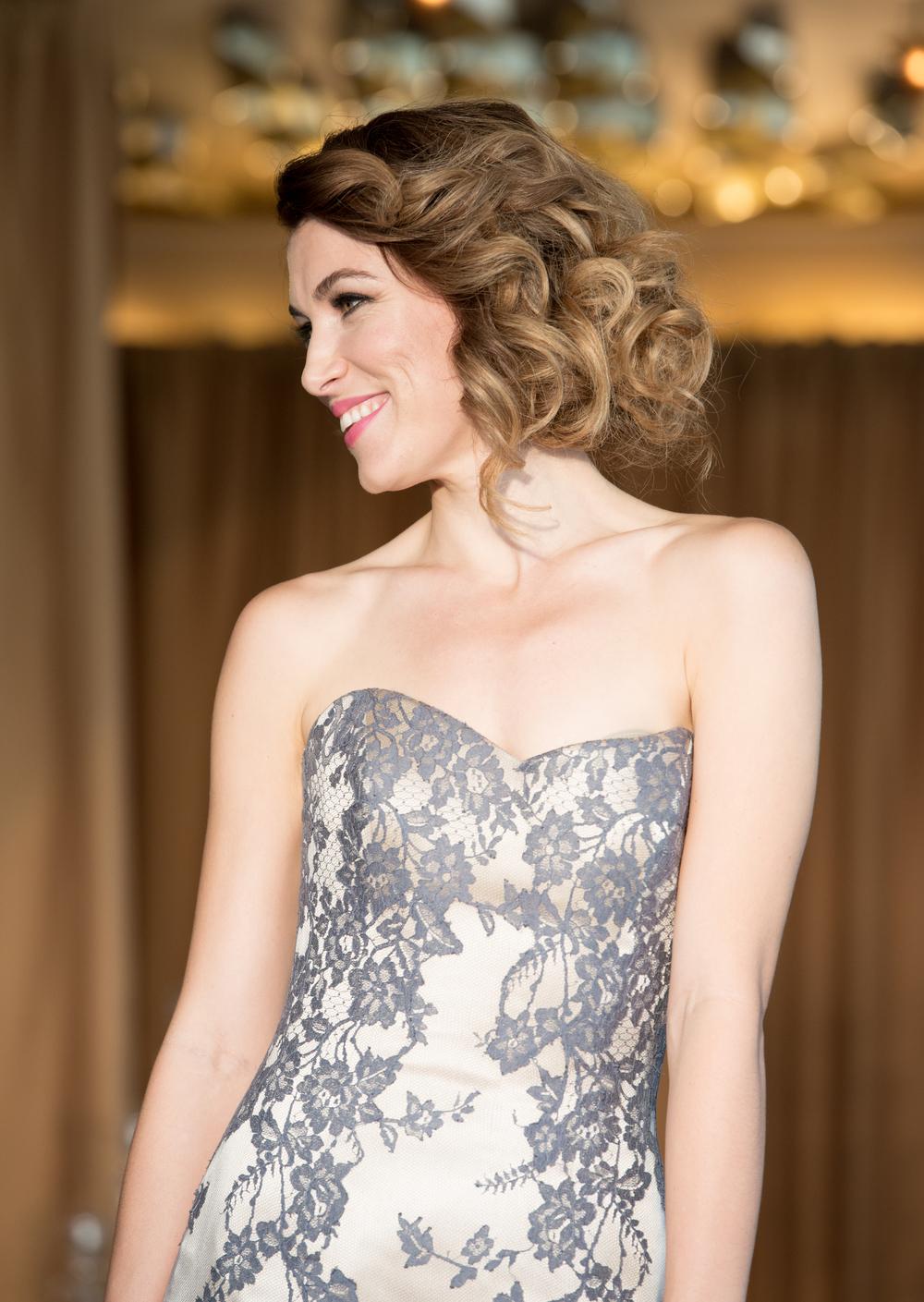 Model: Athena Bergen //  Hair: Samantha Clark | Umbrella Salon //  Make-Up: Jennifer Imbat //   Photography:  Khiem Hoang