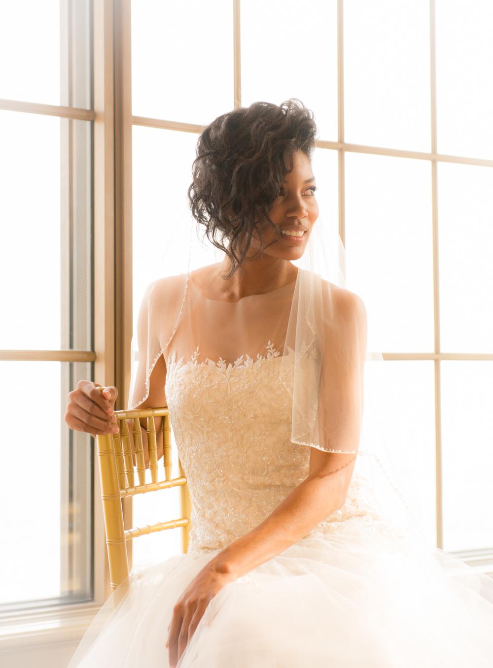 Model: Latoya Hunt // Hair: Adrian De Lozada | Umbrella Salon //  Make-Up: Jennifer Toy //  Photography:  Khiem Hoang