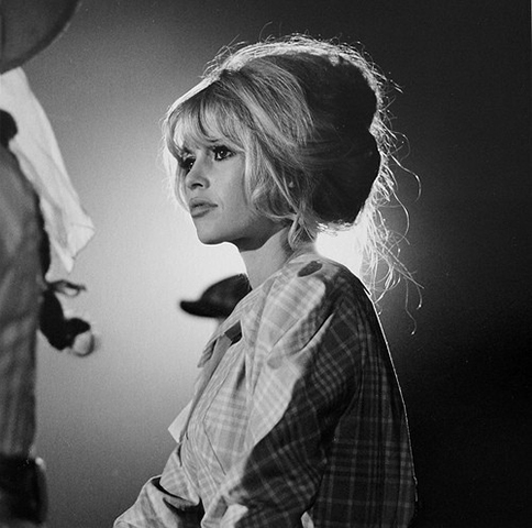 """Brigitte Bardot (1950s/1960s)   """"So many hairdressers use Brigitte Bardot daily as a reference, especially for bangs and variations of an ombre. Brigitte always had a bit of dark root with her blonde, which softly framed her face and never look over-styled.""""– Coby Alcantar for Oribe Hair Care"""