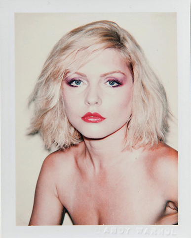 """Blondie/Debbie Harry (1970s/1980s)   """"I love Blondie. I love her platinum blonde because it was an undone, rebellious blonde but still very sensual and sexy. With her dark, outgrown roots and natural texture, her blonde was punk but soft.""""– Kien for Oribe Hair Care"""