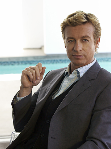 """Simon Baker (Today)   """"Simon Baker's blonde gives him a sophisticated, slightly aristocratic, looks. His hair is never overly styled, so it's a different, almost enigmatic feel.""""– Adam for Oribe Hair Care"""
