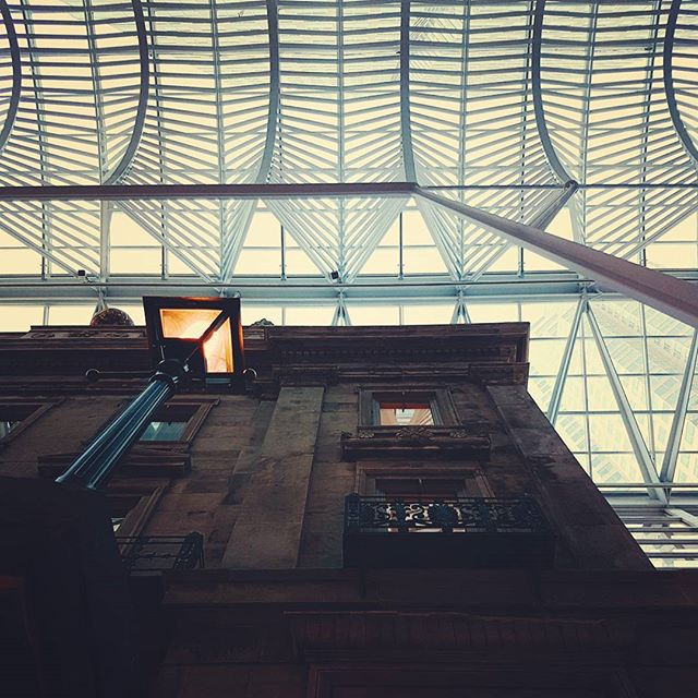 The Glass Ceiling..... #vsco #vscocam #toronto #buildings