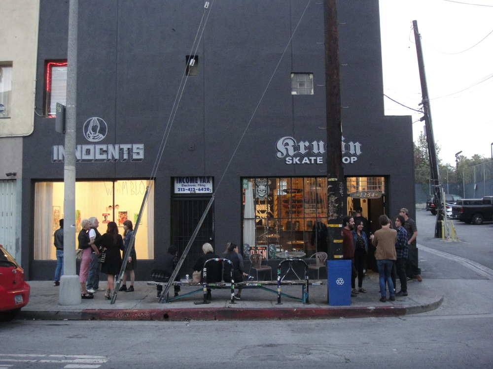 Innocnts Gallery and Krusin Skate Shop