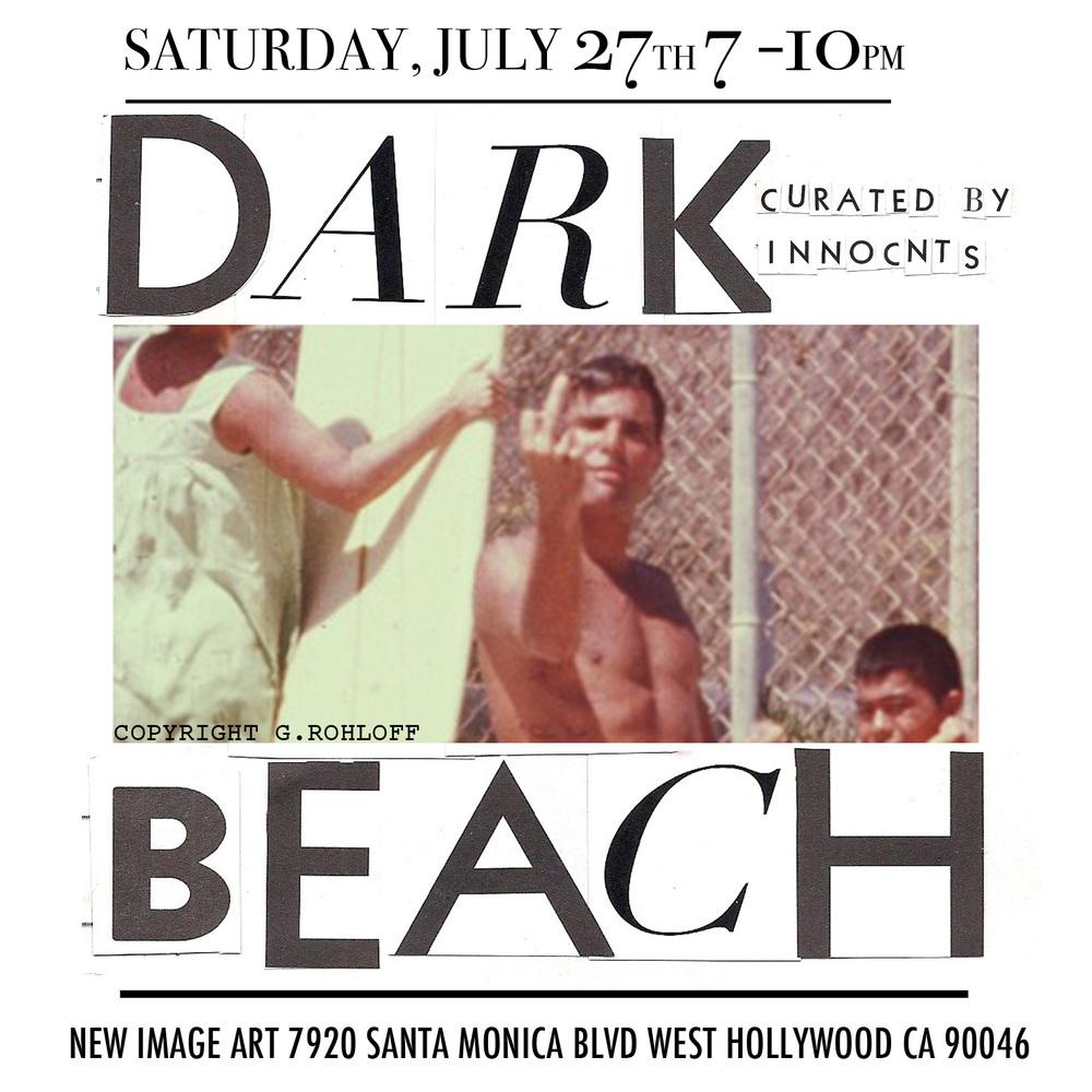 GROUP SHOW - DARK BEACH