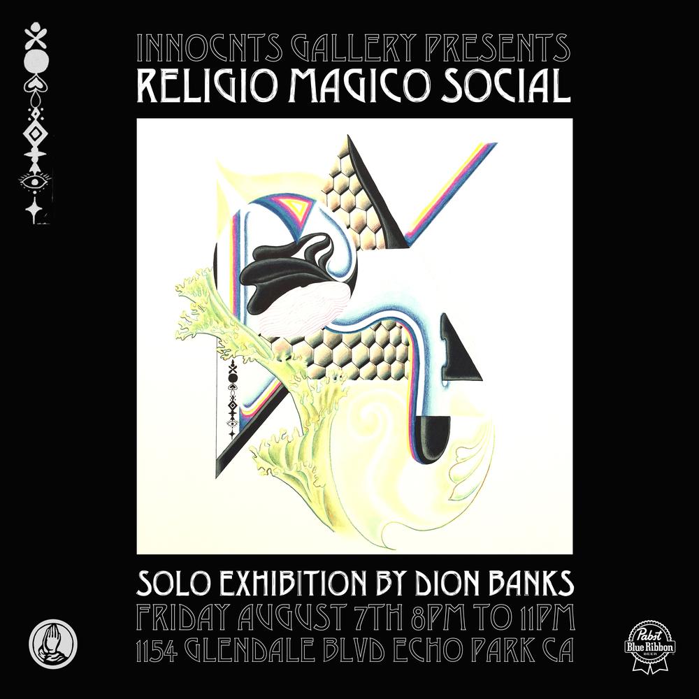 DION BANKS - RELIGIO MAGICO SOCIAL