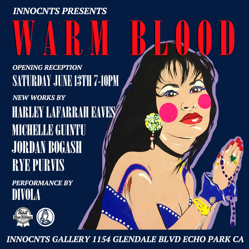 GROUP SHOW - WARM BLOOD