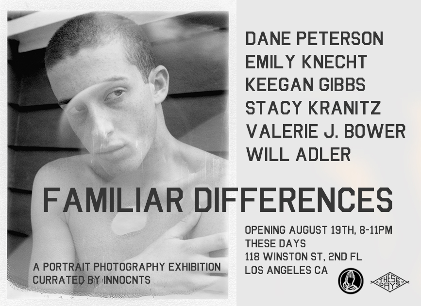 GROUP SHOW - FAMILIAR DIFFERENCES