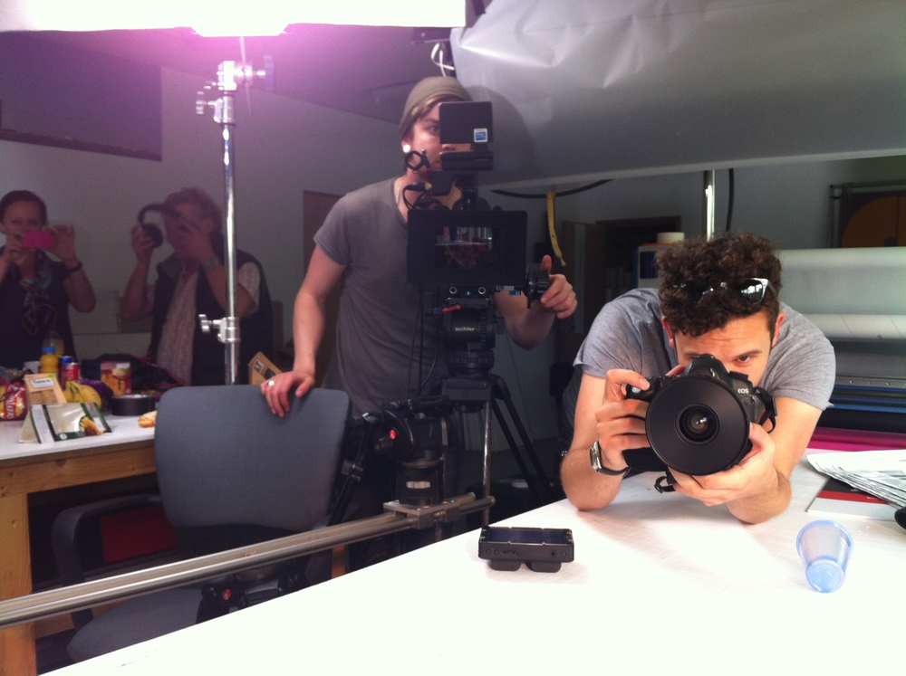 Epson Filming
