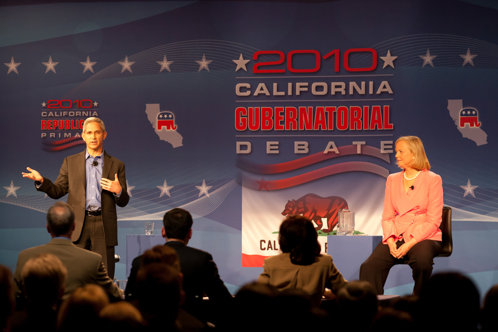 Republican Gubernatorial Debate
