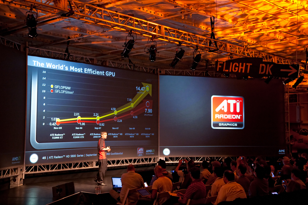 AMD Product Launch