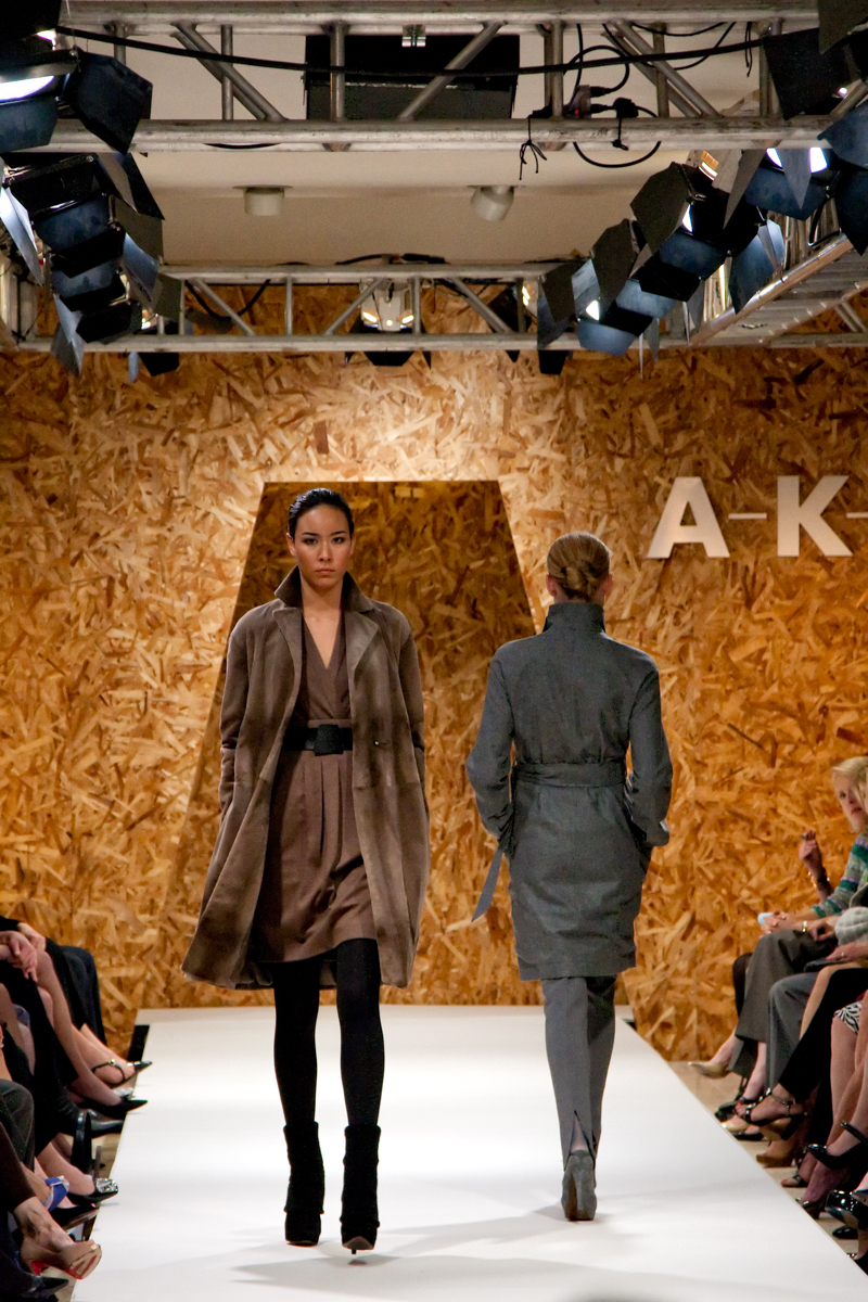Akris Fashion Show
