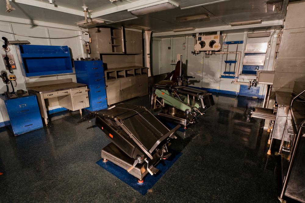 USS Wichita, replenishment oiler  Commissioned: 1969 Transfered to SBRF: 1993