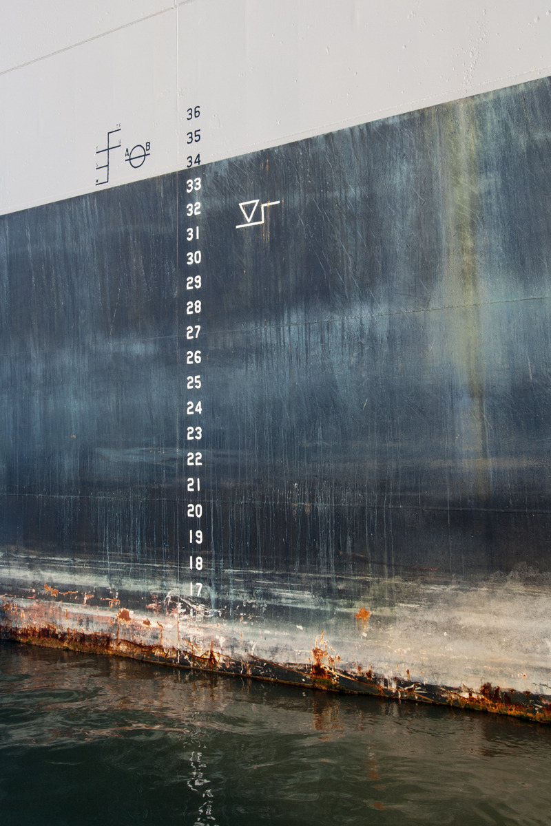 S Cape Gibson, break-bulk cargo ship  Commissioned: Unknown Transfered to Texas A&M University as training ship in 2009
