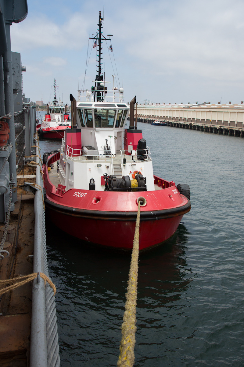 June 2012     |    Berth 52, Port of Los Angeles  |    San Pedro, California