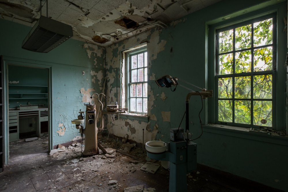 Dental Ward    |    U.S. Marine Hospital    |    Tennessee