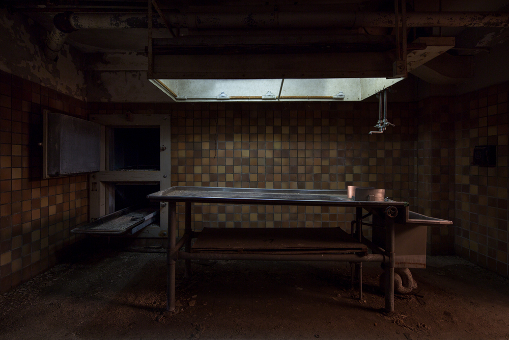 Morgue    |    U.S. Marine Hospital    |    Tennessee