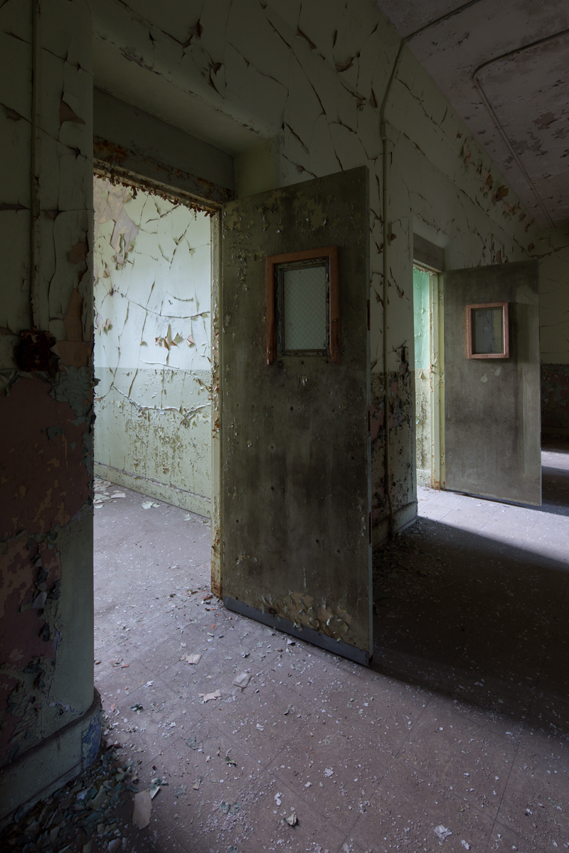 Seclusion    |    Babcock Building    |    South Carolina Lunatic Asylum