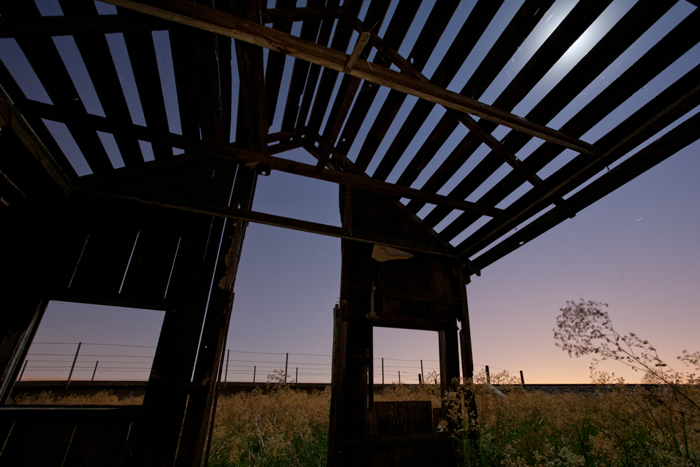 Drawbridge Ghost Town    |     California