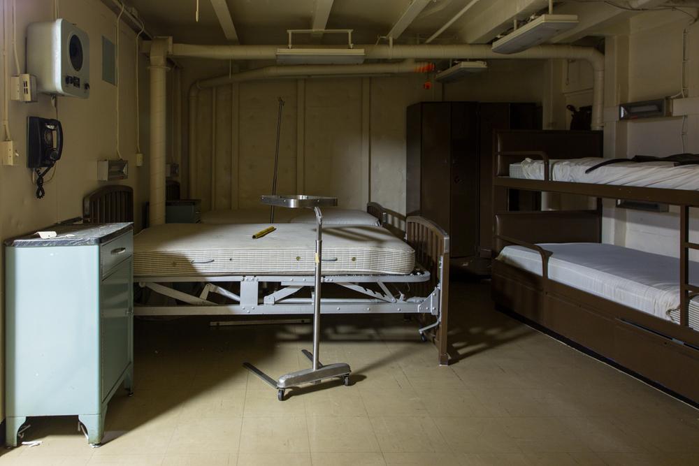 USS Hassayampa, replenishment oiler  Commissioned: 1955 Transfered to SBRF: 1999