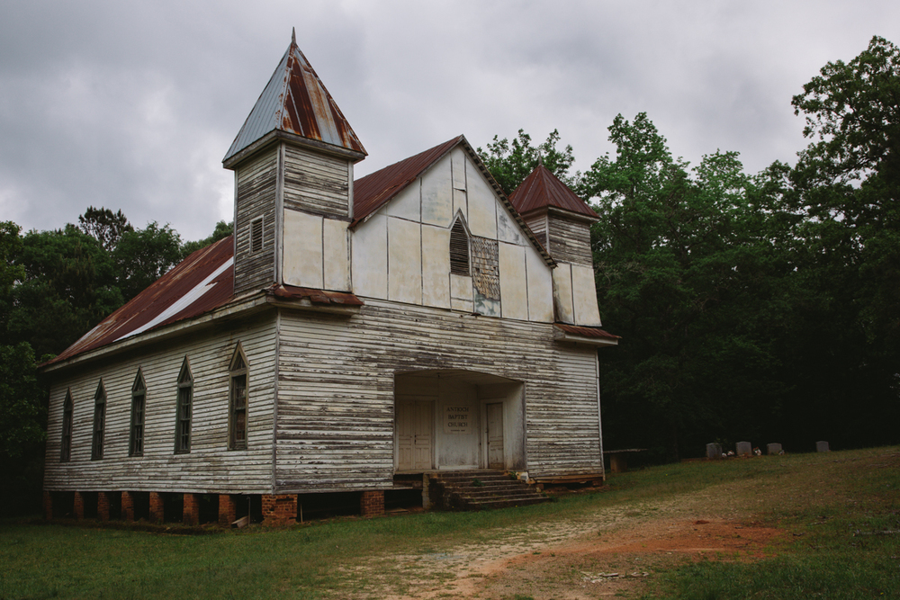 Antioch Baptist Church, Georgia