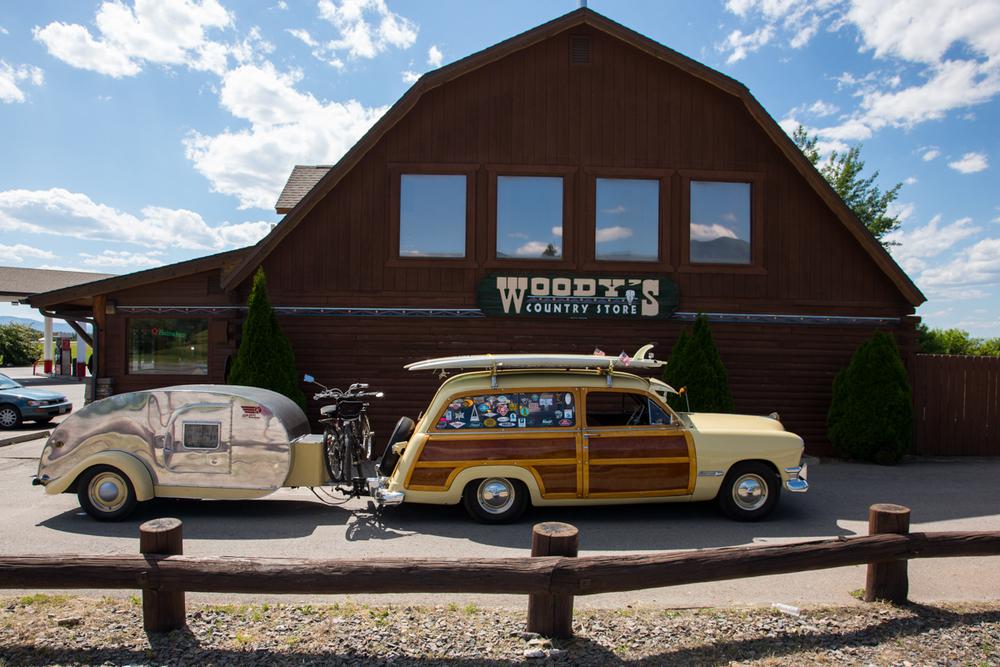 Woody's in Kalispell, Montana