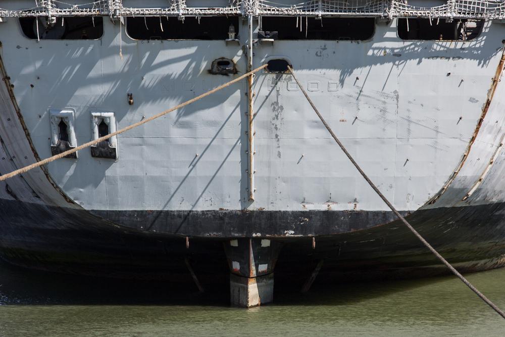 USS Mount Hood, 2013  |  Mare Island Ship Yard LLC