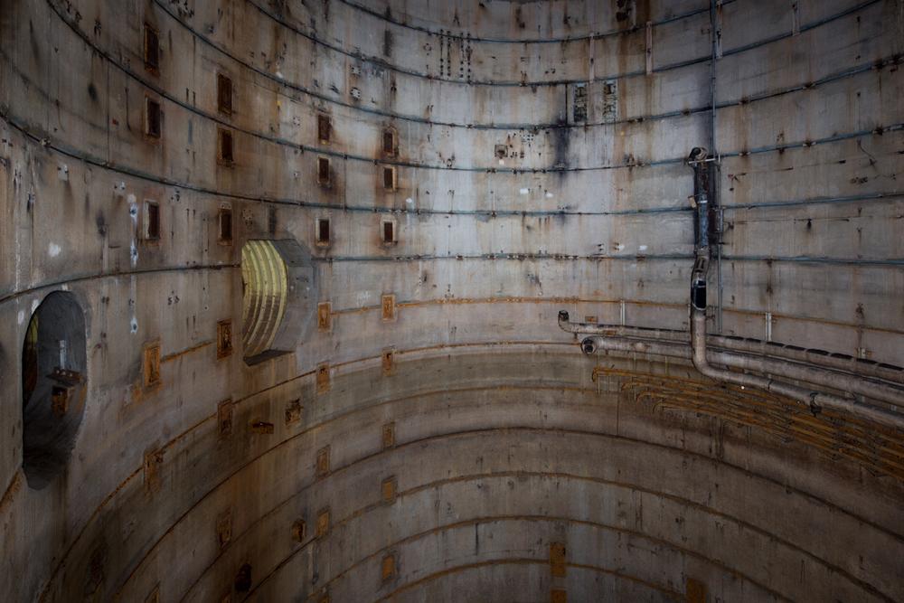 Missile launch silo no. 1