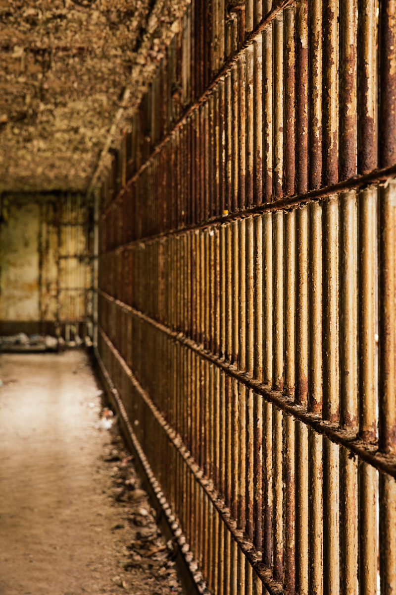 Cell Block    |    Essex County Jail    |    New Jersey