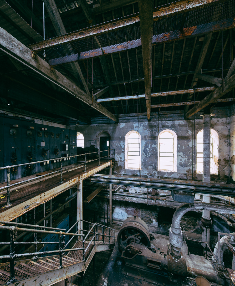 Power Station    |    Greystone Psychiatric Hospital    |    New Jersey