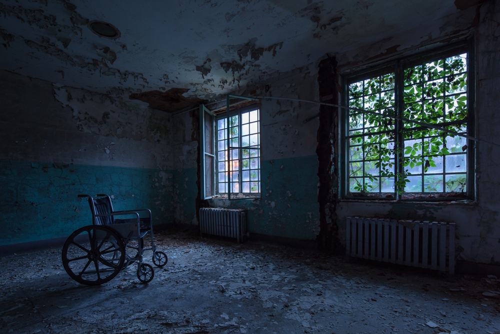 Polk Building    |    Western State Hospital    |    Tennessee