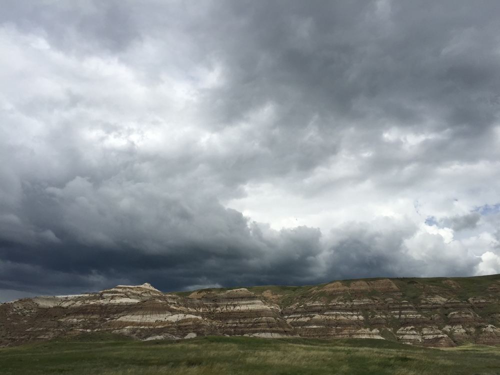 Drumheller, Alberta - iPhone image