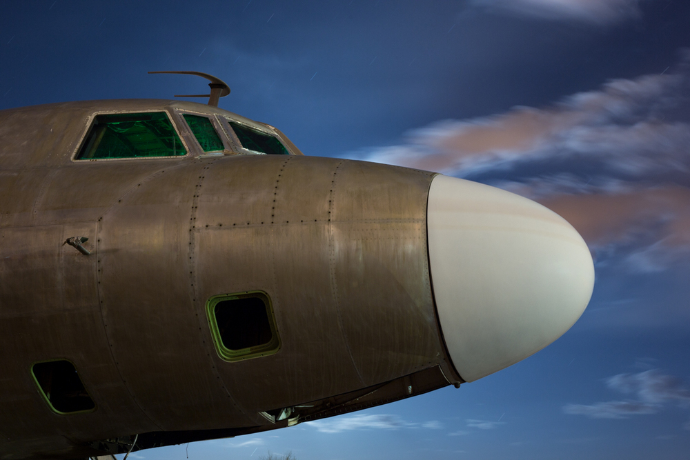 Nose Cone     |    Aircraft Boneyard    |    Arizona