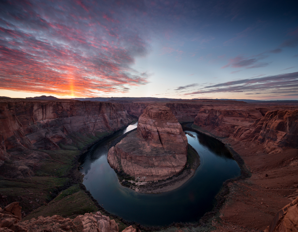 Horseshoe Bend    |    Arizona