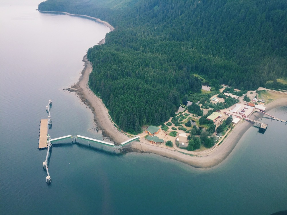 The Town of Hoonah
