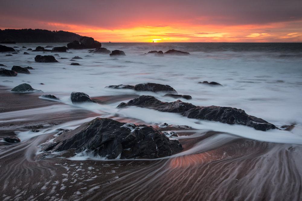 Marshall Beach   |   San Francisco  |  California