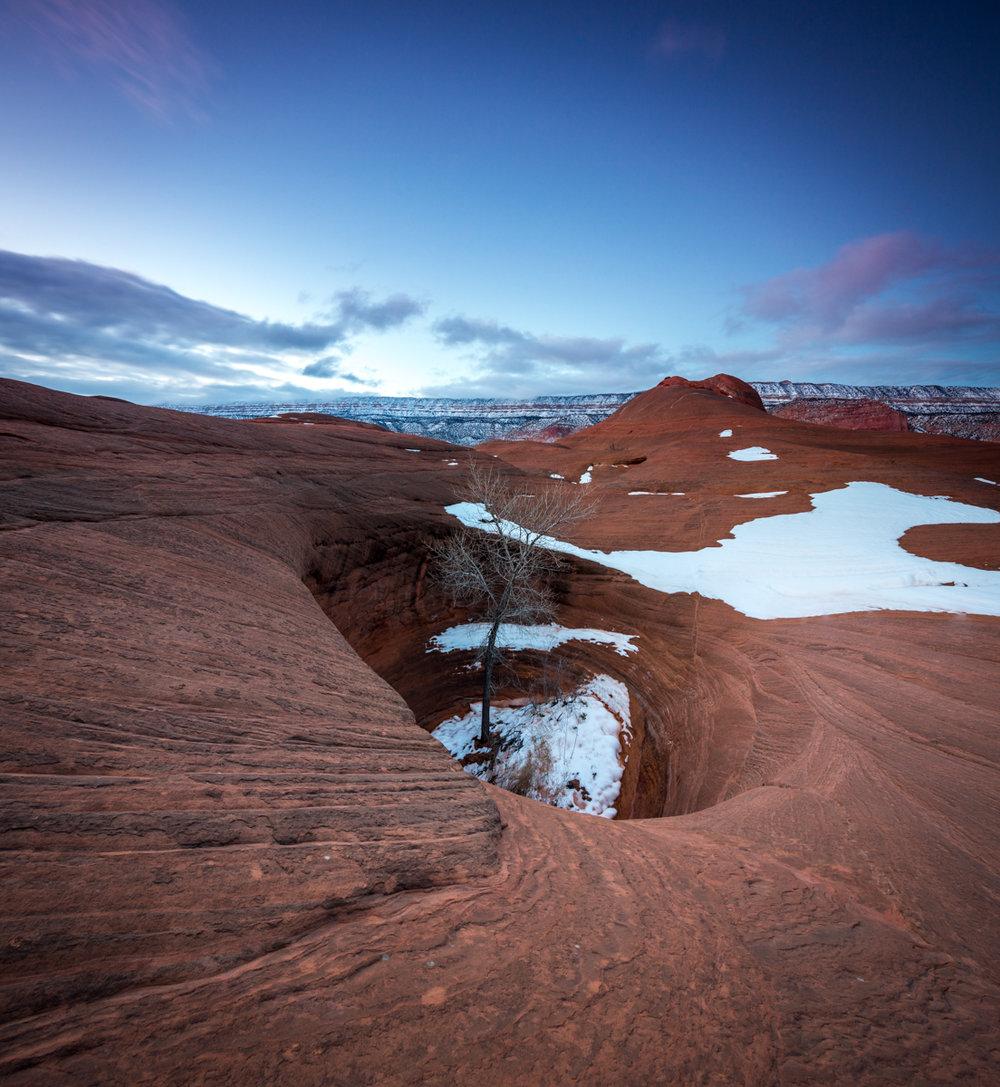 Hole in the Rock Road  |  Utah