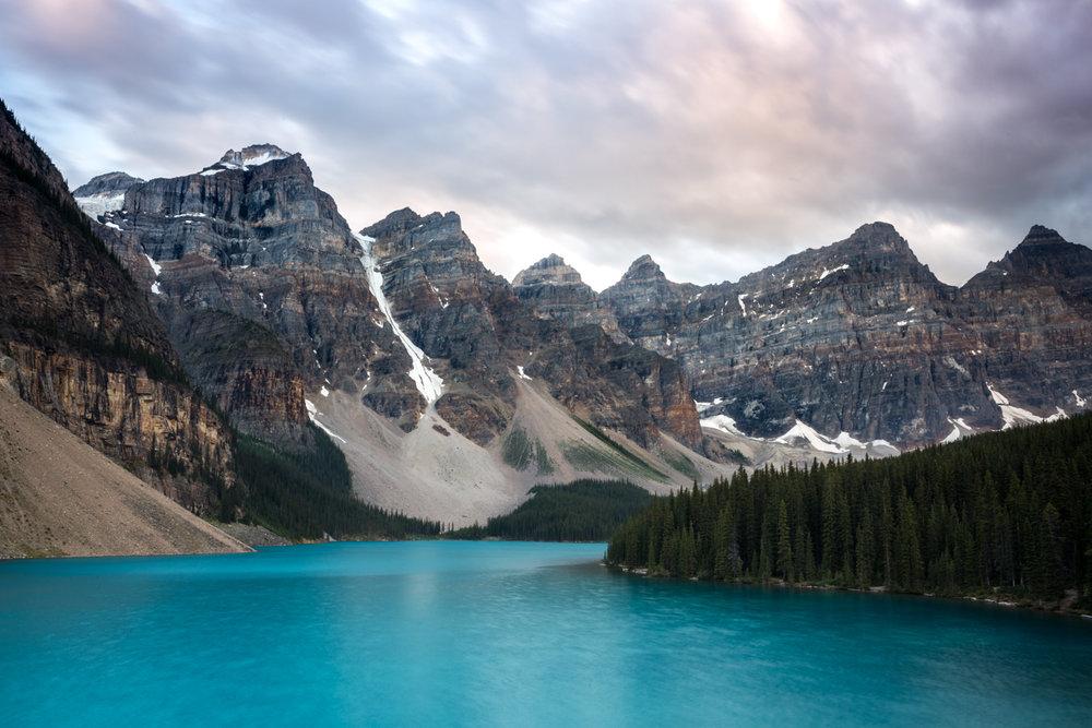 Moraine Lake  |  Alberta  |  Canada