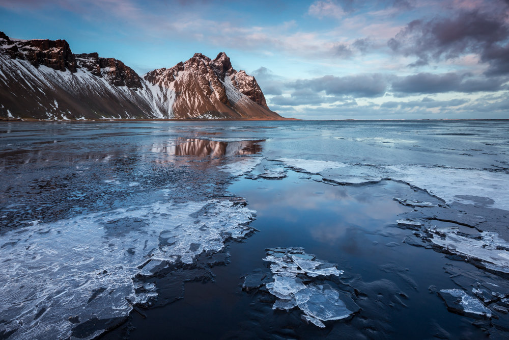 Vestrahorn       Stokkness       Iceland