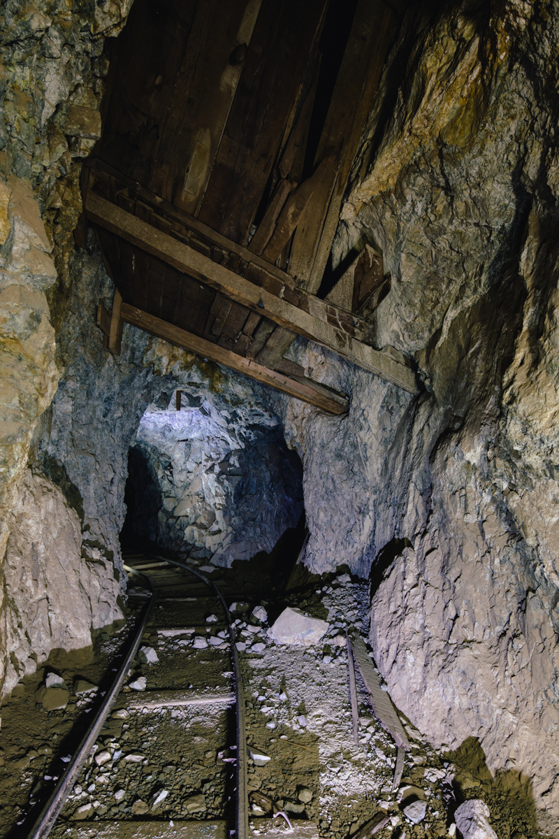 Gold Mine    |    California