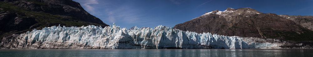Margerie Glacier 7-image pano