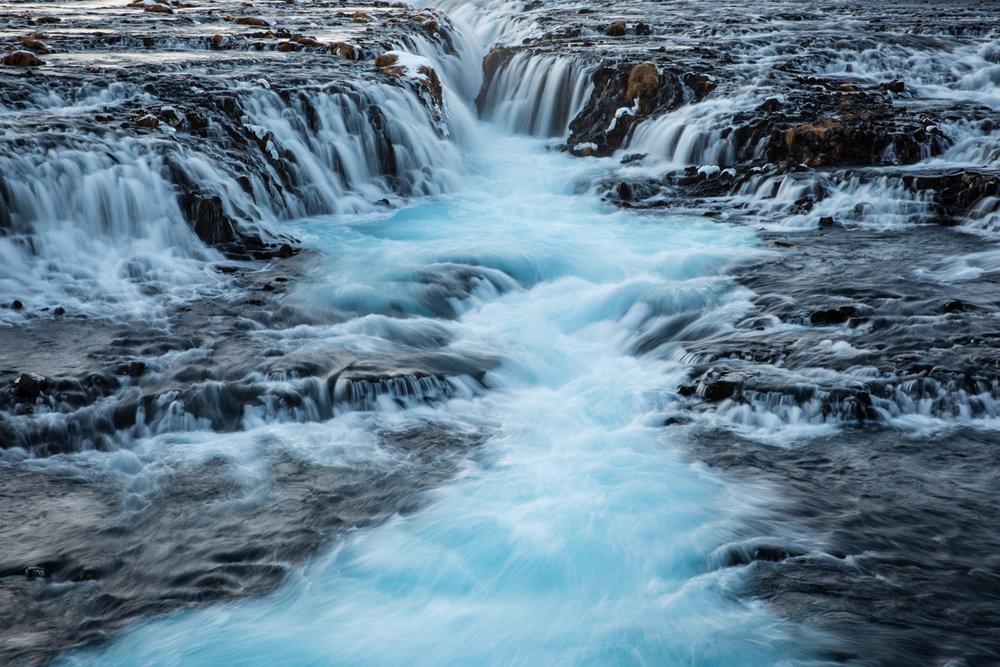 Brúarfoss      Iceland
