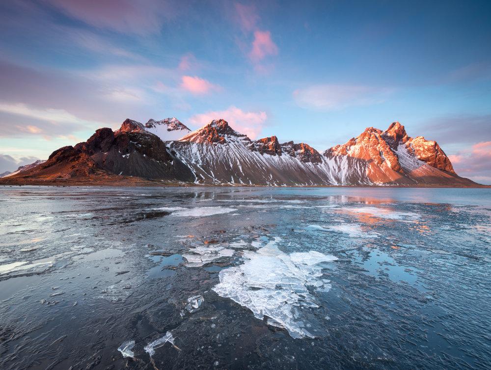 Vestrahorn Mountains   |   Stokksnes   |   Iceland