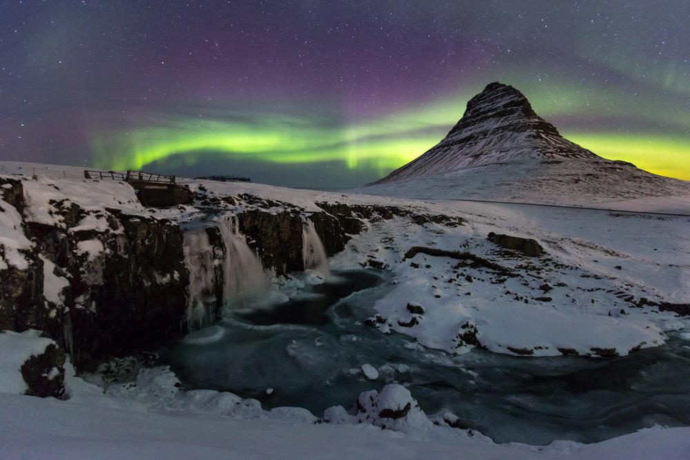 Kirkjufelfoss  |  Iceland