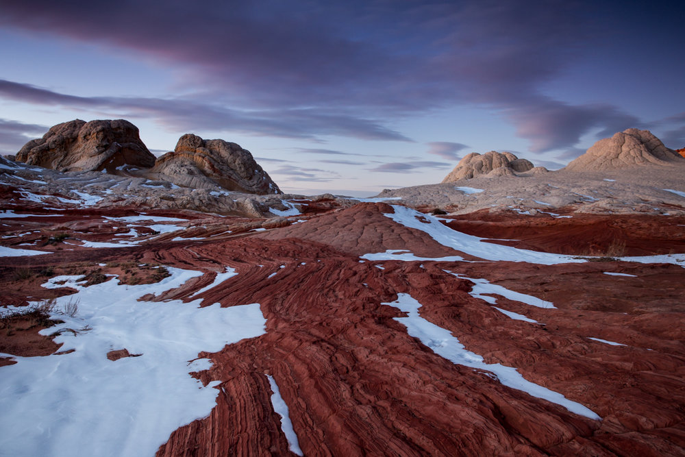 Arizona    White Pocket    |    Vermillion Cliffs National Monument    |    Utah