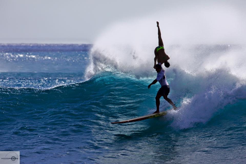 Tandem Surfing | Americano | Hawaii