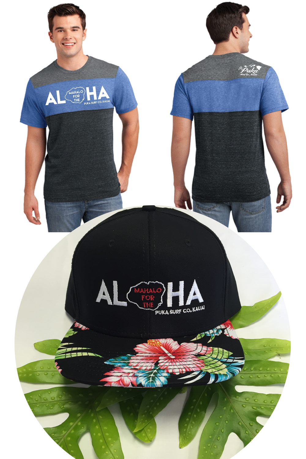 Mahalo for the Aloha - Aloha! Its more than a word...its a lifestyle. It's about respecting our past, present, and future and acknowledging the shared breath of life. Wear Your Aloha ➝