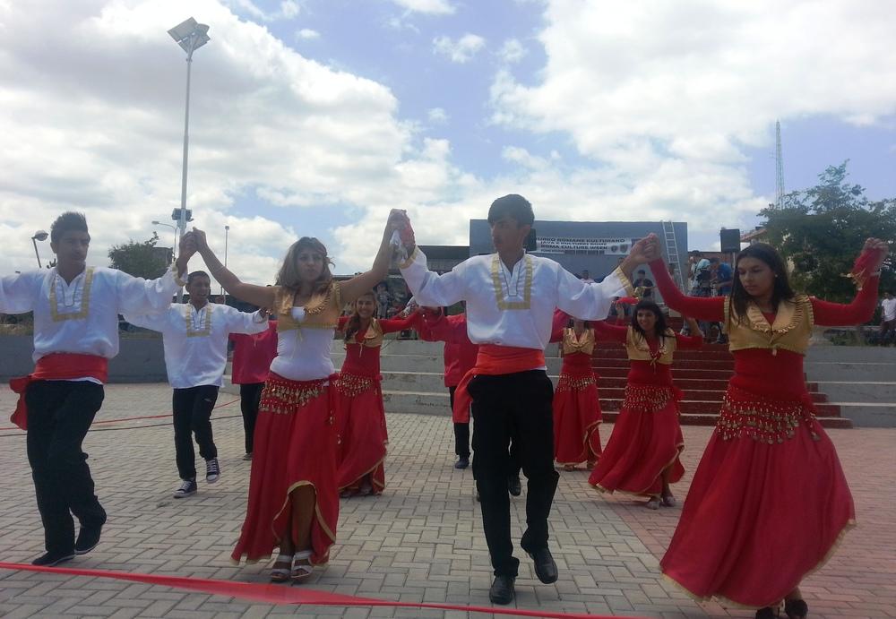 Roma Folklore group Shukarno Talenti